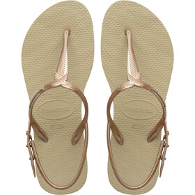 havaianas Twist Sandals Women sand grey
